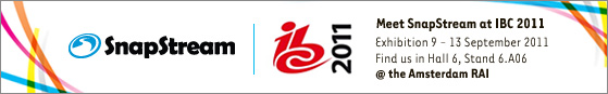 Meet us at IBC! Hall 6, Stand 6.A06