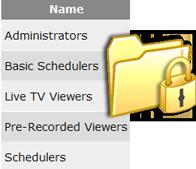 folder security