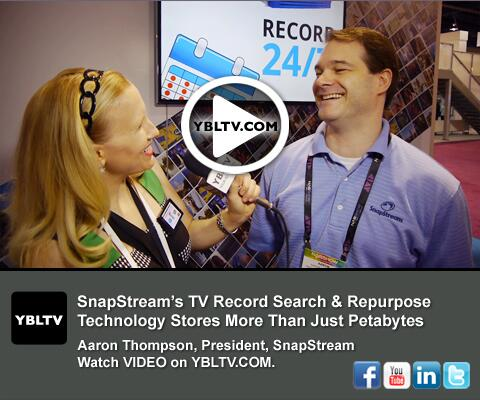 SnapStream at NAB 2014