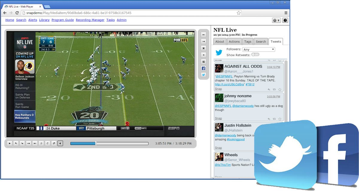 Boost Social TV Ratings with SnapStream
