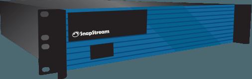 snapstream Encoder, 4-channel (YPbPr Component & HDMI)